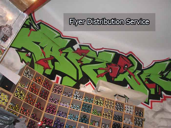 Why We Hire The Flyer Distribution Service