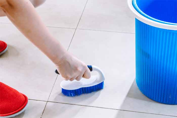 How Long to Let Grout Dry Before Cleaning