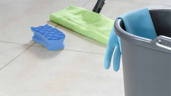 Maintain a fresh looking floor