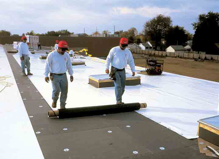 Consider the Facts About TPO Roofing