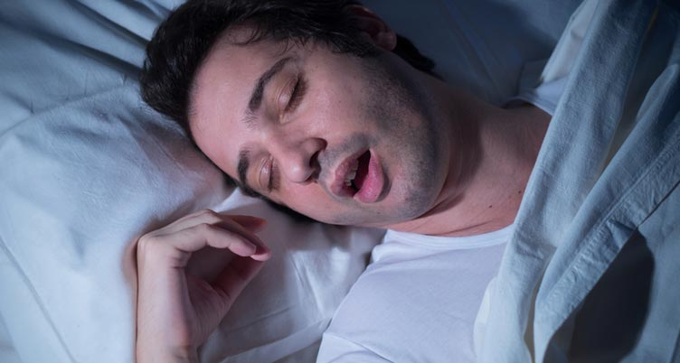 Learn The Causes Of Snoring And How To Stop It
