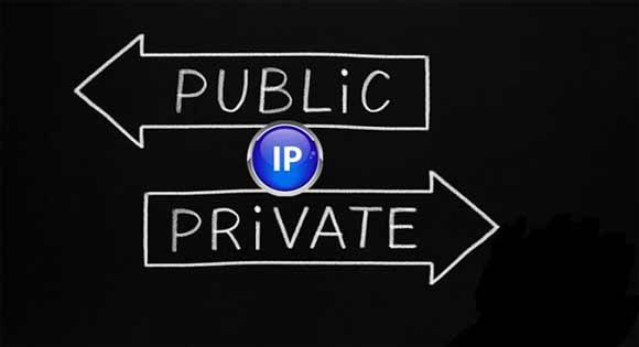 Mac and IP addresses