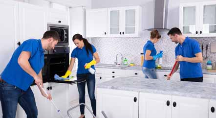 Choose the Right Home Cleaning Service