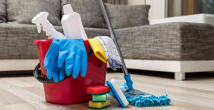How Make Apartment Cleaning Easier