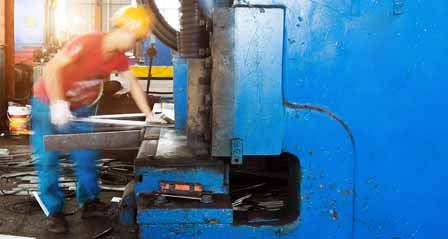 The Working Of The Computer Numeric Controlled Press Brake Machine