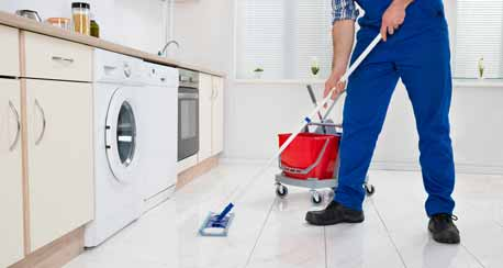 Weekly Cleaning Schedule for the House Cleaning