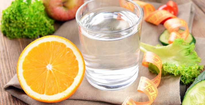 Why does Drinking Water Help with Weight Loss