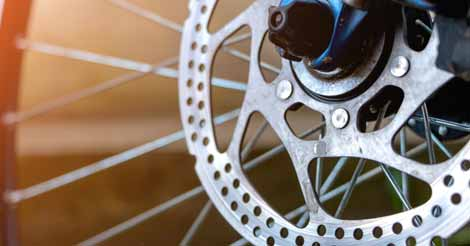 Disc Brakes On Your Mountain Bike