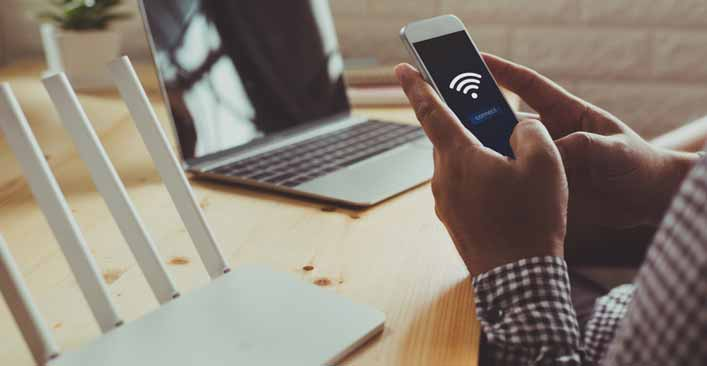How To Program A Wifi Router To Boost Mobile Signal