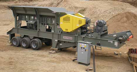 Is It For A Portable Crusher