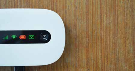 What is a Portable Wi-Fi Router