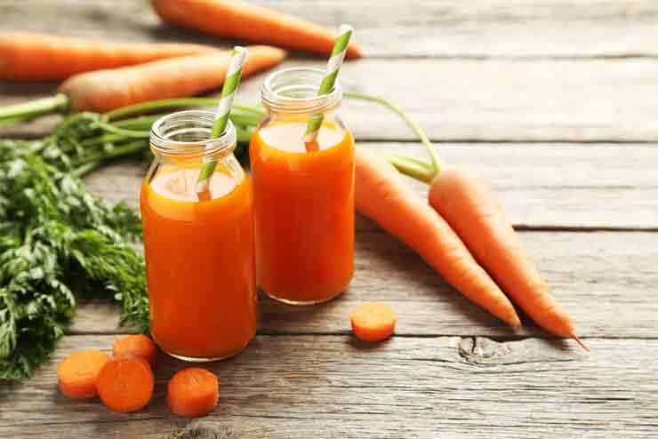 Eat Organically Grown Carrots for Health