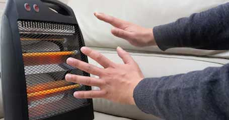 heater can help diminish