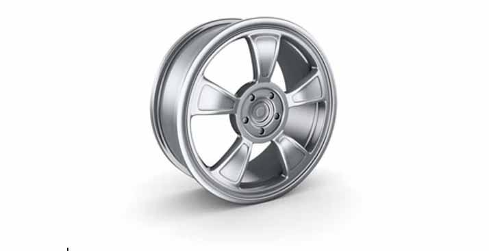 Steel Tire Rims
