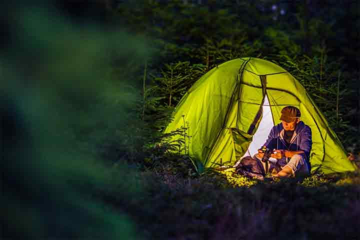 Overnight Residential Summer Camps in California