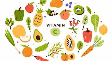 What Foods Contain Vit C